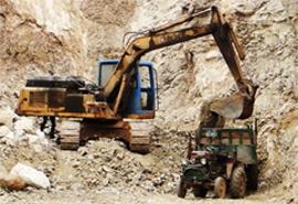 采矿及砂石行业